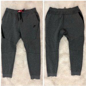 Nike Tech   Gray Men's Joggers Lounge Sweatpants